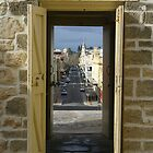 Doorway to Fremantle by DashTravels