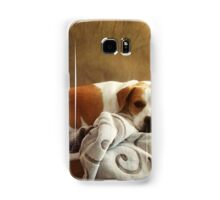 Belle Scrolls Samsung Galaxy Case/Skin