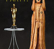 The Scream World Tour Oscars Lets Party by Eric Kempson