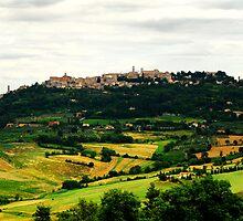 Montepulciano by FOTIS MAVROUDAKIS