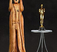 The Scream World Tour Oscars Scream by Eric Kempson