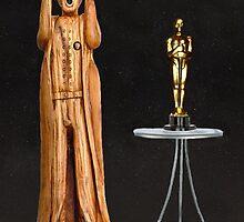 The Scream World Tour Oscars Scream by Eric Kempson