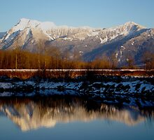 Mt Cheam by Sheri Bawtinheimer