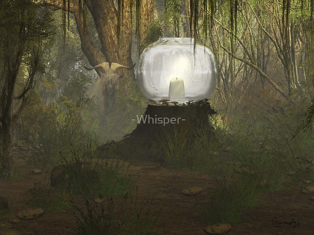 Realm of Illusion by -Whisper-