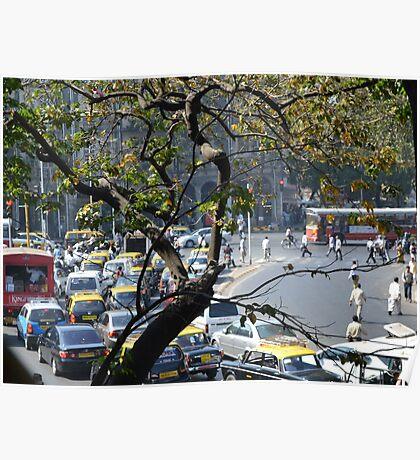 Mumbai Cabs Poster