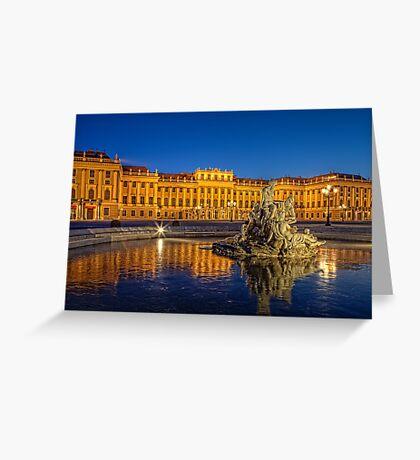Imperial Austria Greeting Card