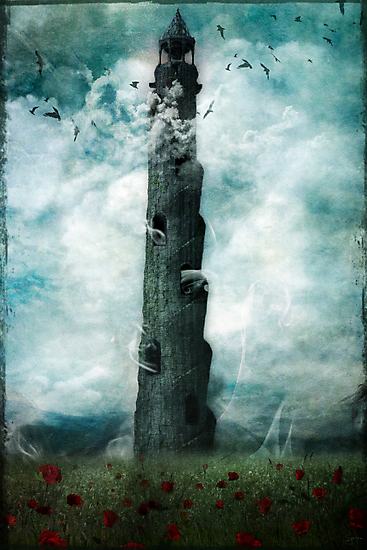 The Dark Tower by Sybille Sterk