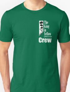 King in Yellow Stage Crew T-Shirt