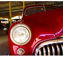 1947, BUICK Eight Super, USA Saloon - 2 Photographic Print