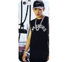 Monsta X Wonho - Colored Ver. iPhone Case/Skin