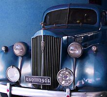 1938, Packard (Limo), USA, SEDAN  by stilledmoment