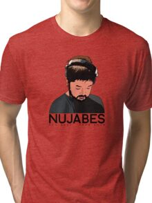 Nujabes Rest in Beats Tri-blend T-Shirt