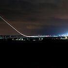 Airplane Take-Off from Alicante Airport by Justin Zuure