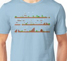 Super Mario Bros World 1-1 Unisex T-Shirt