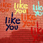 i like you by Lynne Prestebak
