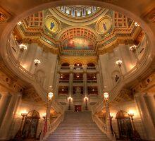 Architectural Treasure by Lori Deiter