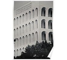 Il Mito di Roma - Palazzo della Civiltà del Lavoro (5 / 15) Poster