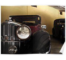 1934, Bentley 3.5 Liter, England Poster