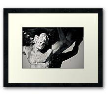 Il Mito di Roma - Fontana dei Tritoni (7 / 15) Framed Print