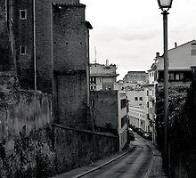Il Mito di Roma - Via dei Santissimi Quattro Coronati (8 / 15) by Giulio Menna