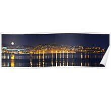 Night Panorama Poster
