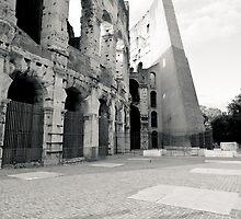 Il Mito di Roma - Colosseo (11 / 15) by Giulio Menna