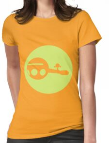 Ships in Transit One Womens Fitted T-Shirt