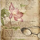 Book of Love - Clematis by John Poon