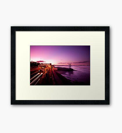 Blackrock Framed Print