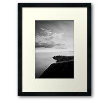 Howth's Lighthouse Framed Print