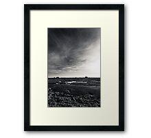Bull Island Framed Print