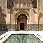 Bahia Palace, Marrakech, Morocco by gorecki79