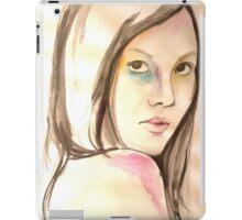 Crystal Yu Water Colour iPad Case/Skin