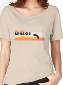 Surf Arrakis Women's Relaxed Fit T-Shirt