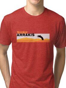 Surf Arrakis Tri-blend T-Shirt