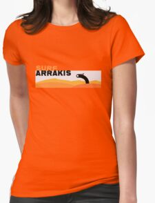 Surf Arrakis Womens Fitted T-Shirt