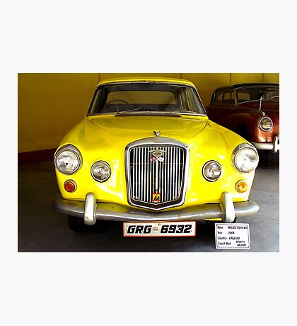 1964, Wolseley, England - Sports Saloon Photographic Print