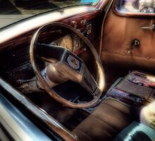 Old Car - Decatur , Texas2 by jphall