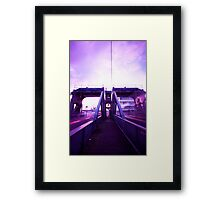 Dublin Docklands Framed Print