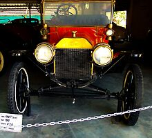 1910, Ford 'T', USA by stilledmoment