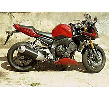 Yamaha Fazer 1000 R1 Photographic Print