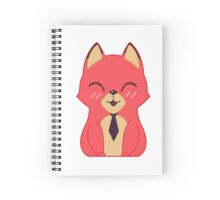 Fabulous Mr. Fox Spiral Notebook