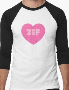 Zef Men's Baseball ¾ T-Shirt