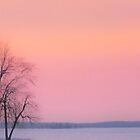 Serene Sunset by Wanda Dumas