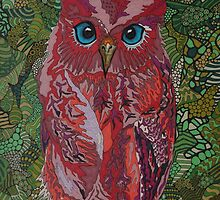 Red Owl by sharonross
