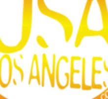 usa aspen tshirt by rogers bros Sticker
