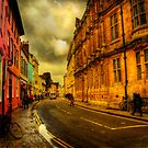 Oxford Streets by ajgosling