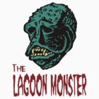 Mani-Yack Lagoon Monster Sticker by monsterfink