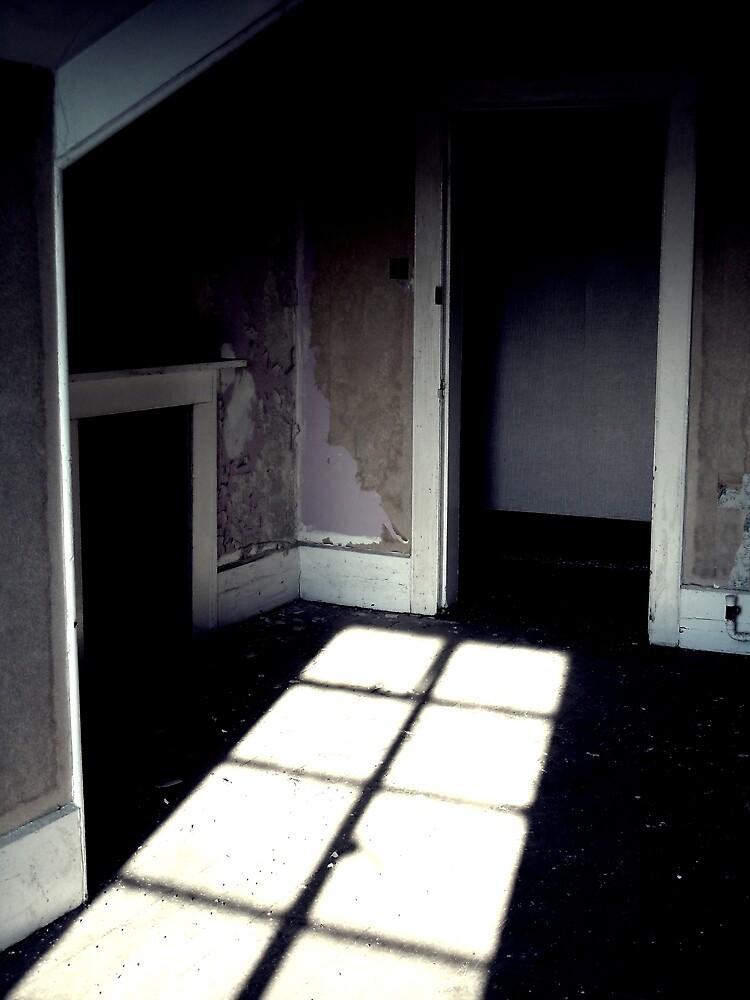 Interior ~ Pool Park Asylum by Josephine Pugh
