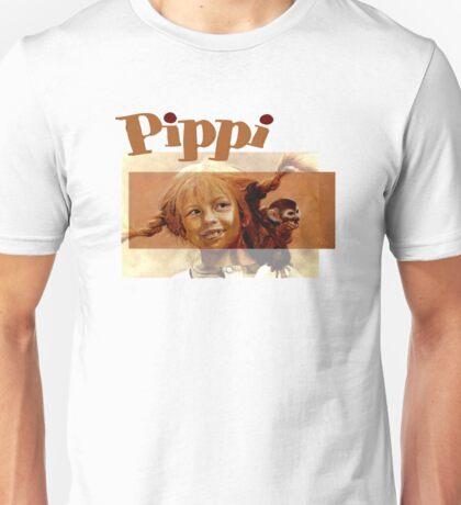 Pippi Unisex T-Shirt
